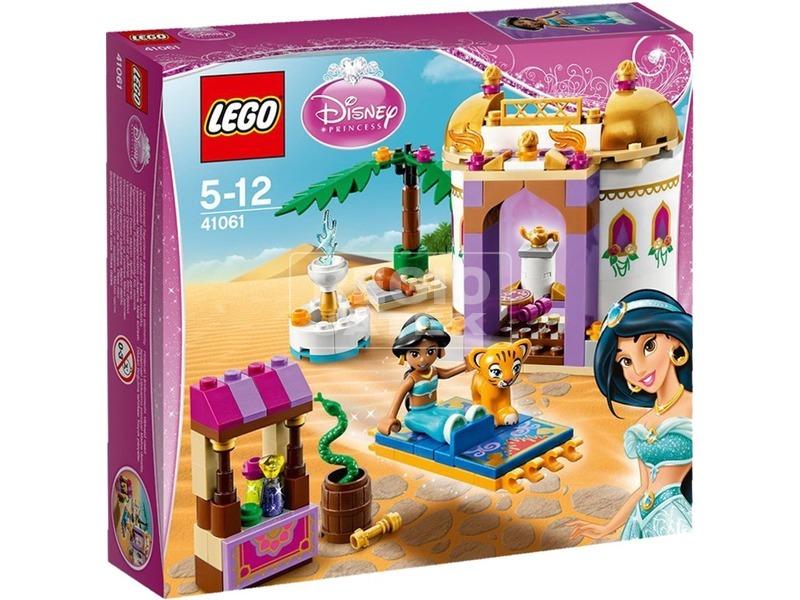 LEGO Disney Princess Jázmin hercegnő egzotikus palotája 41061