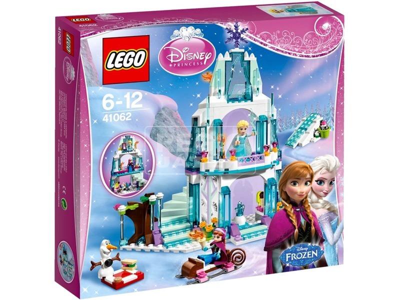 LEGO Disney Princess Elsa szikrázó jégkastélya 41062