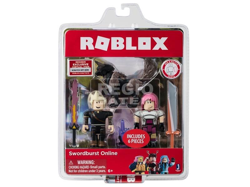 Roblox online kardpárbaj készlet
