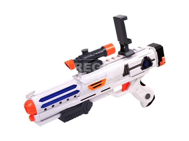 kép nagyítása AR Gun játékfegyver mobilos alkallmazással