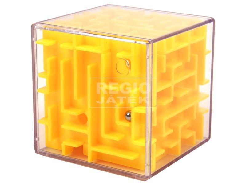 kép nagyítása 3D kocka labirintus - többféle