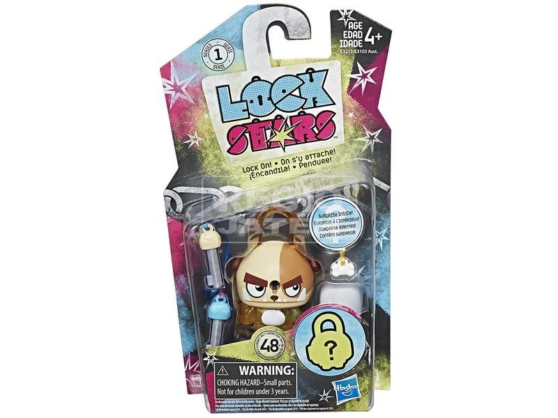 kép nagyítása Lock Stars vidám lakat figura - 7 cm, többféle