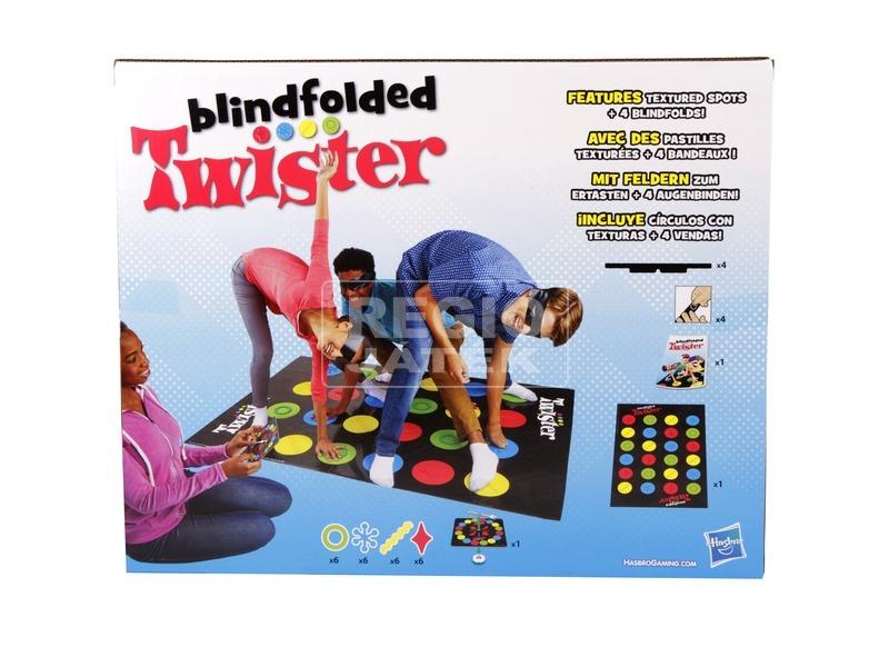 kép nagyítása Twister bekötött szemmel társasjáték