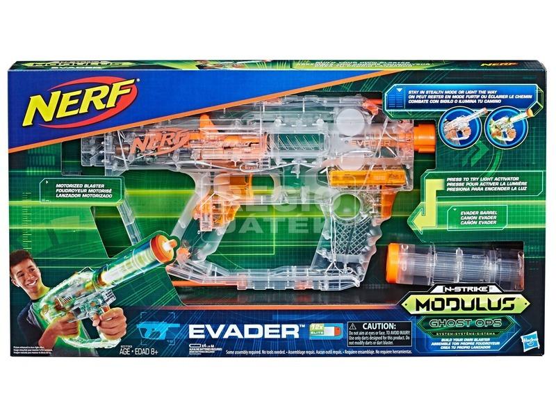 NERF Modulus Evader szivacslövő fegyver