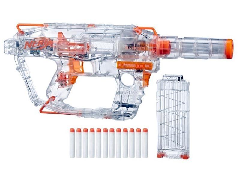kép nagyítása NERF Modulus Evader szivacslövő fegyver