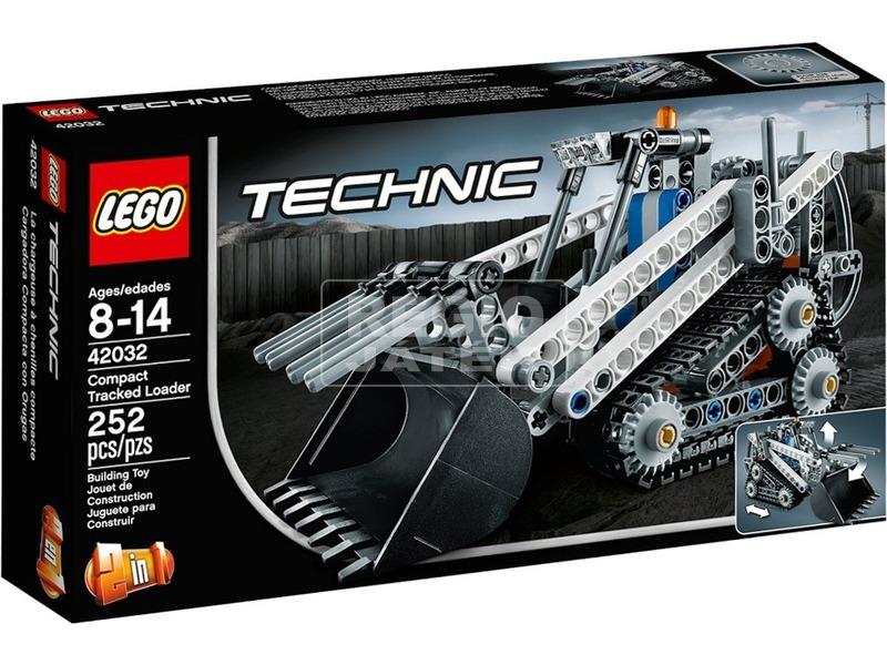 LEGO Technic Lánctalpas rakodó 42032