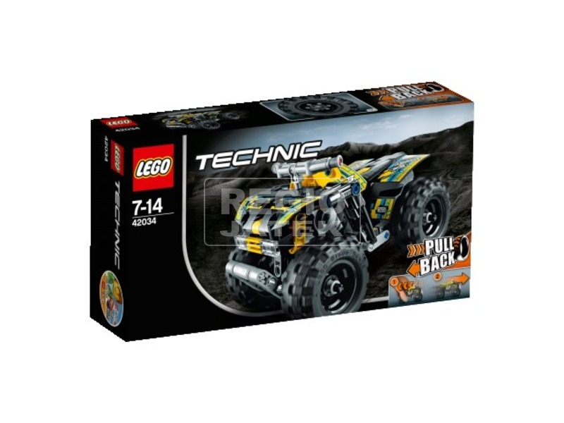 LEGO Technic Quad motor 42034