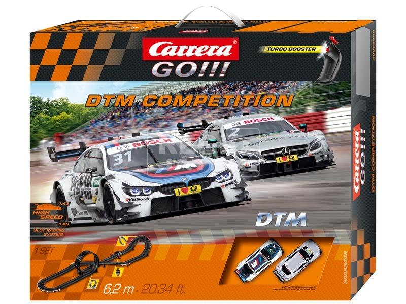 Carrera GO DTM Competition versenypálya