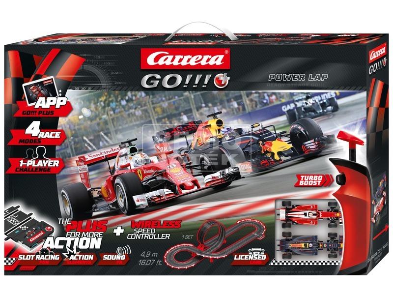Carrera GO Power Lap versenypálya