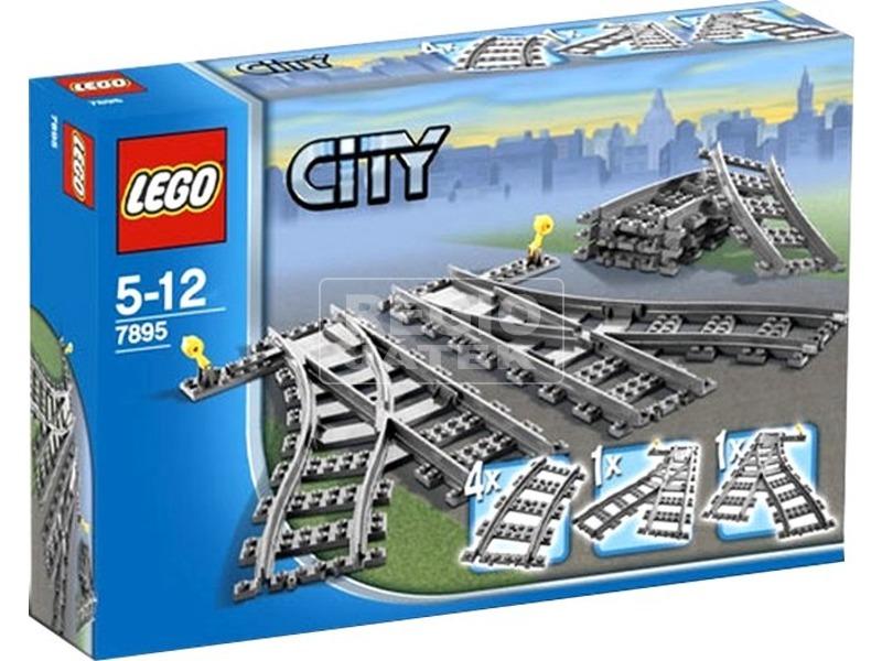 LEGO City Kéziváltók 7895