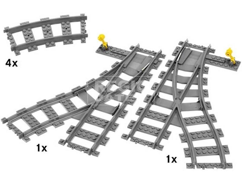 kép nagyítása LEGO® City Kéziváltók 7895