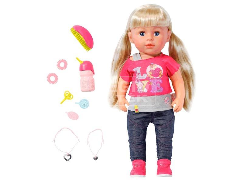 kép nagyítása Baby Born tesó játékbaba - 43 cm