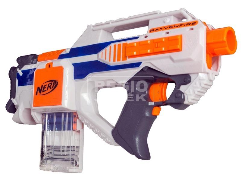 kép nagyítása NERF N-Strike Rayvenfire szivacslövő puska