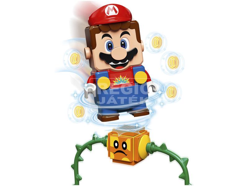 kép nagyítása LEGO Super Mario 71381 Chain Chomp Találkozás a dzsungelben kie