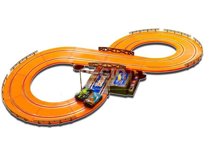 kép nagyítása Hot Wheels elektromos autópálya 1:43 - 632 cm