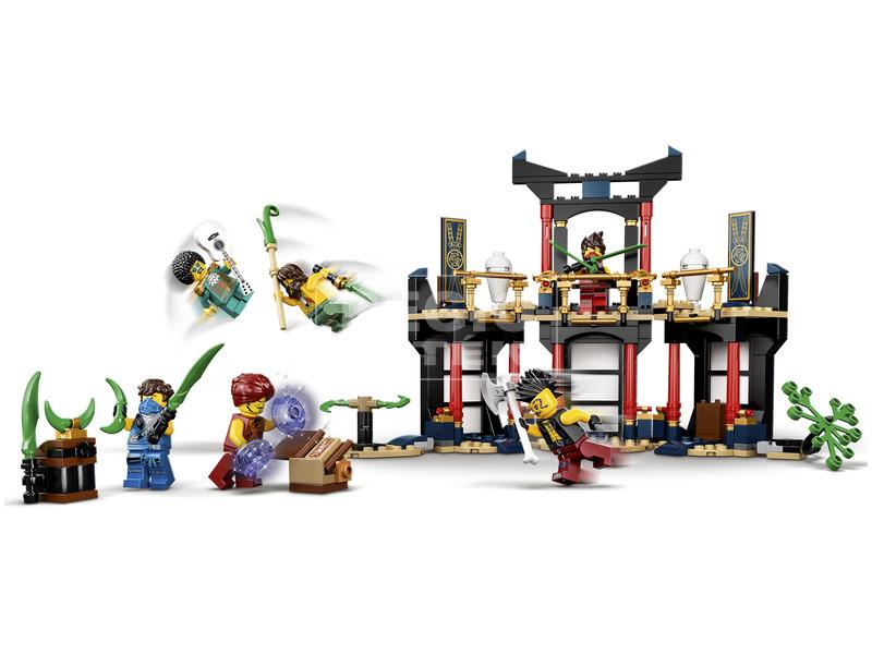 kép nagyítása LEGO Ninjago 71735 Az elemek bajnoksága