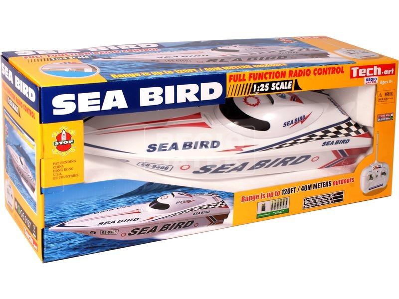 RC. Hajó 6funkc. /Sea Bird