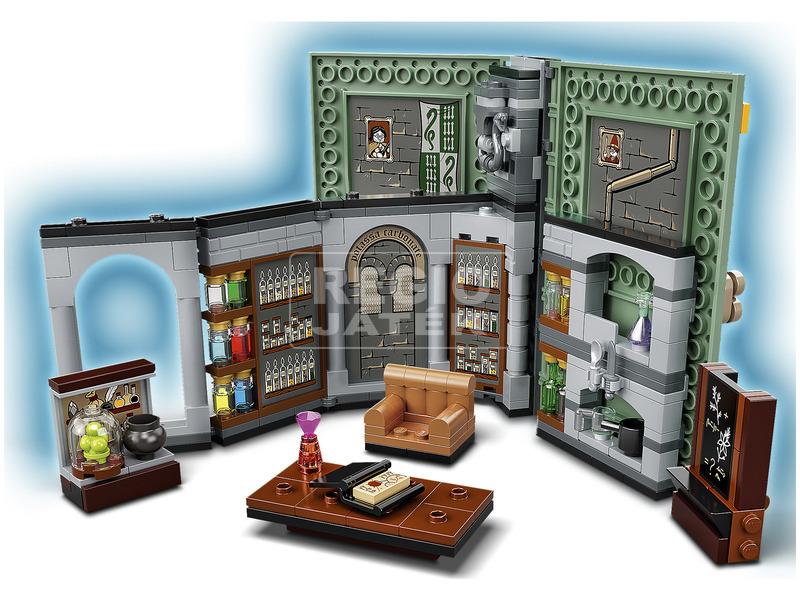 kép nagyítása LEGO Harry Potter TM 76383 Roxfort™ pillanatai: Bájitaltan óra