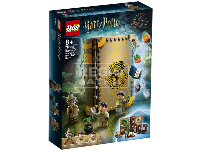 LEGO Harry Potter TM 76384 Roxfort™ pillanatai: Gyógynövénytanóra