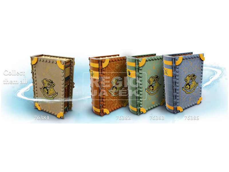kép nagyítása LEGO Harry Potter TM 76384 Roxfort™ pillanatai: Gyógynövénytanóra