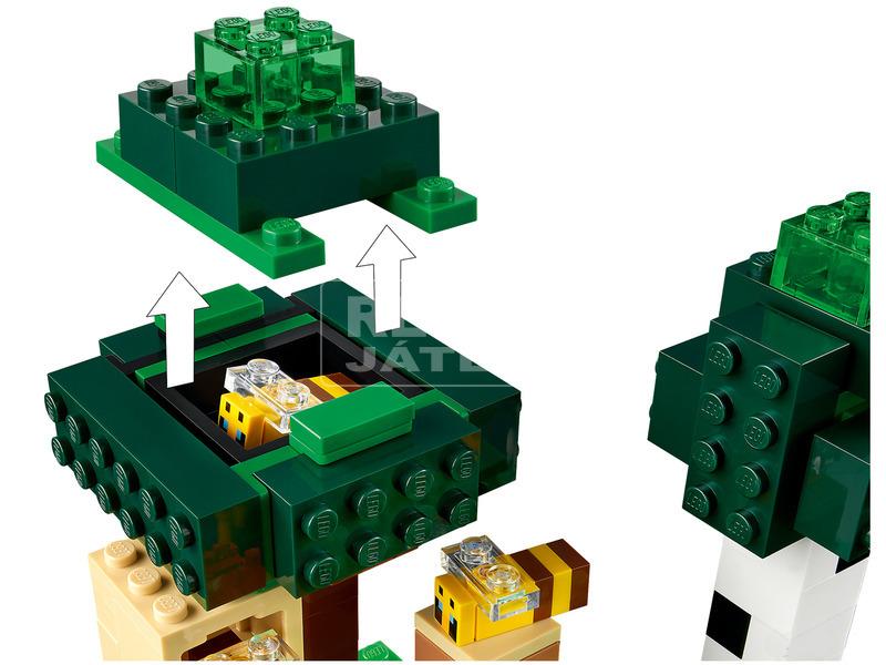 kép nagyítása LEGO Minecraft 21165 A méhfarm