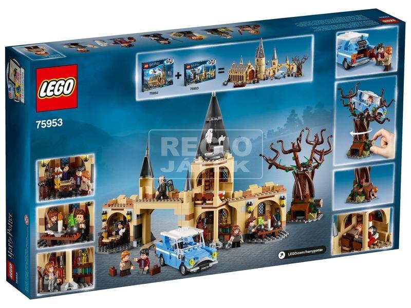 kép nagyítása LEGO® Harry Potter Roxforti fúriafűz 75953