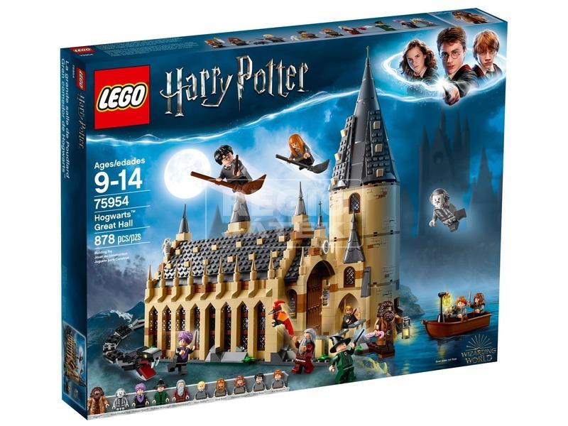 LEGO® Harry Potter Roxforti nagyterem 75954