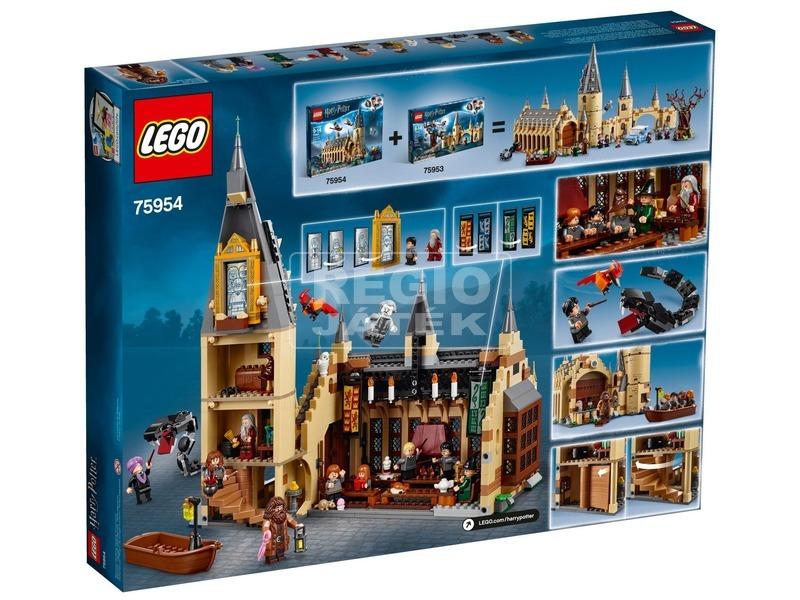 kép nagyítása LEGO® Harry Potter Roxforti nagyterem 75954