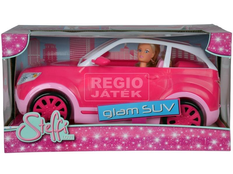 Steffi Love terepjáró babával - 34 cm