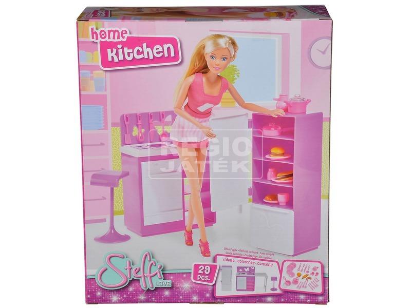 kép nagyítása Steffi Love konyha készlet