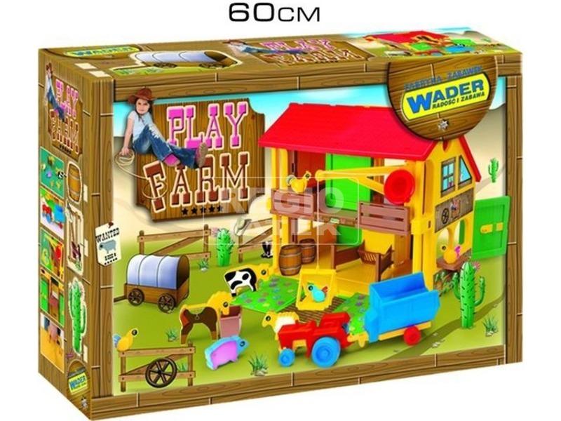 kép nagyítása Wader 2 szintes farm ház kiegészítőkkel