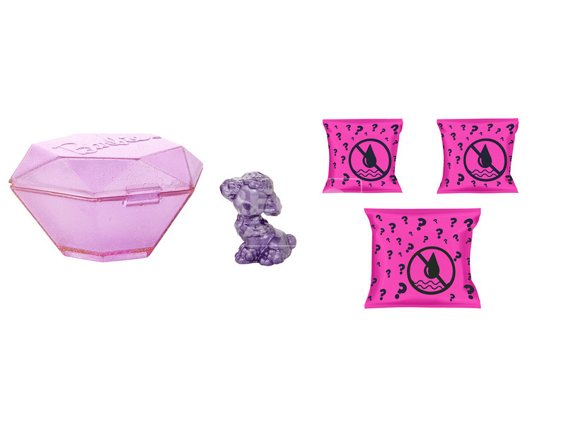 Barbie Color RevealTM Kiskedvenc - Csillámvarázs