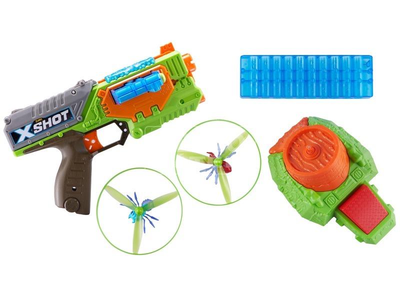 X-Shot bogártámadás Swarm Seeker pisztoly