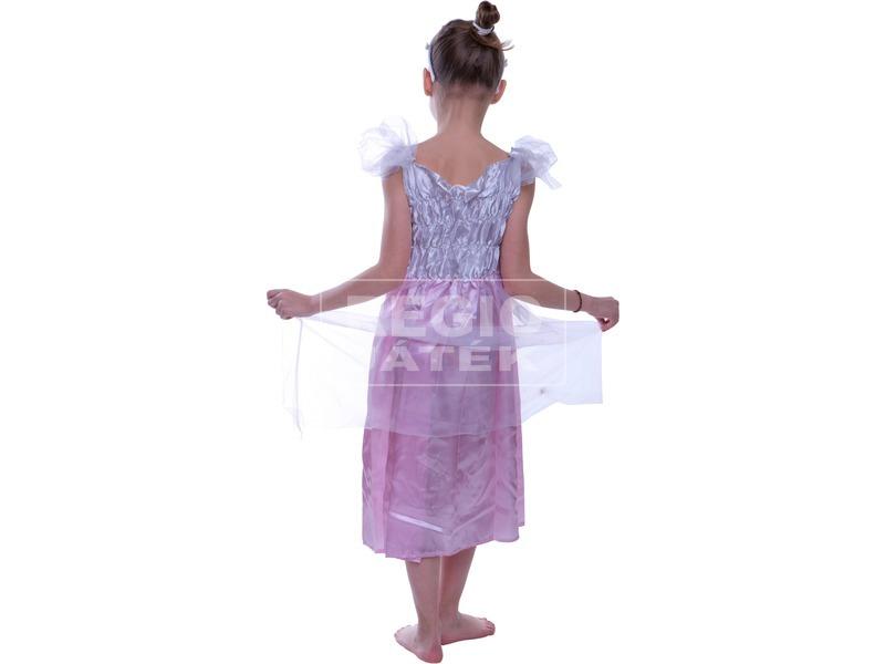 kép nagyítása Tündér jelmez - rózsaszín-fehér, 85-ös méret