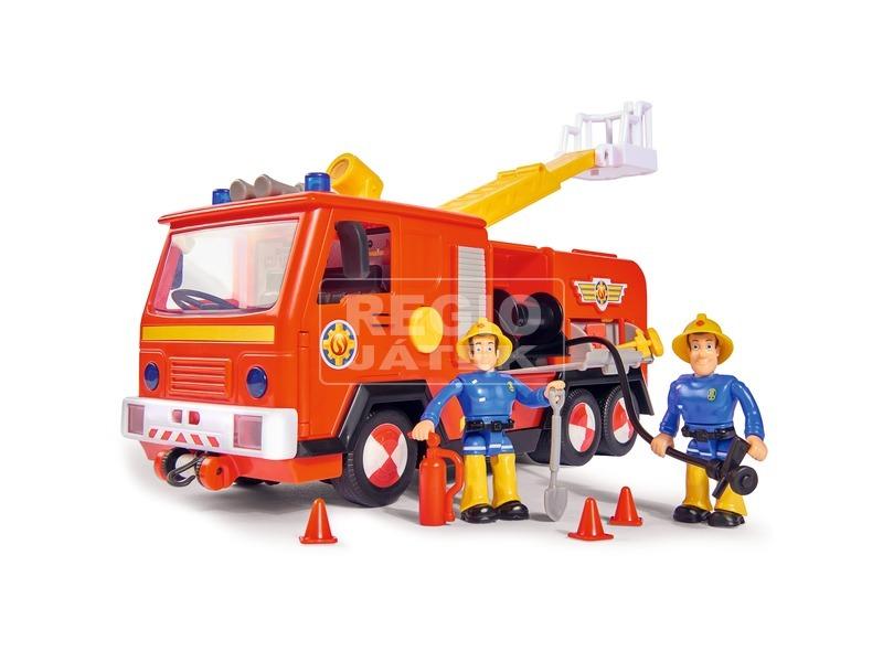 kép nagyítása Sam a tűzoltó Jupiter 2. 0 tűzoltóautó figurákkal