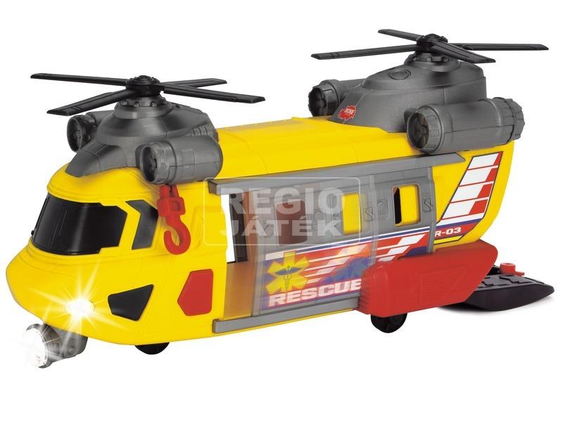 kép nagyítása Dickie Rescue mentőhelikopter - 31 cm