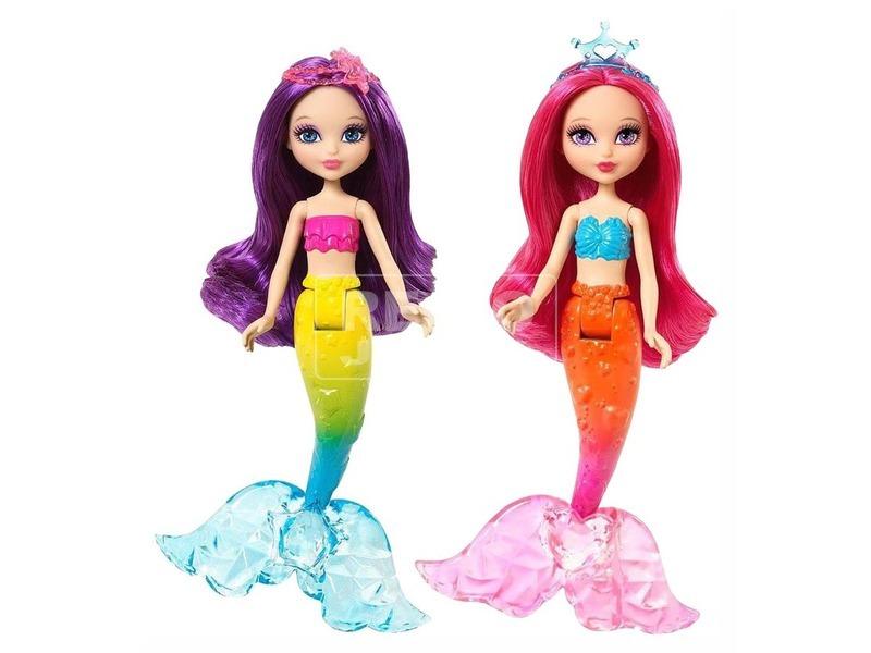 Barbie mini sellők CJD