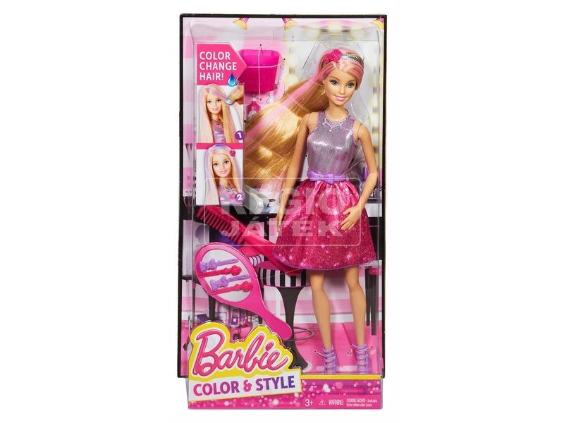 Barbie: Csodahaj Barbie kiegészítőkkel - 29 cm