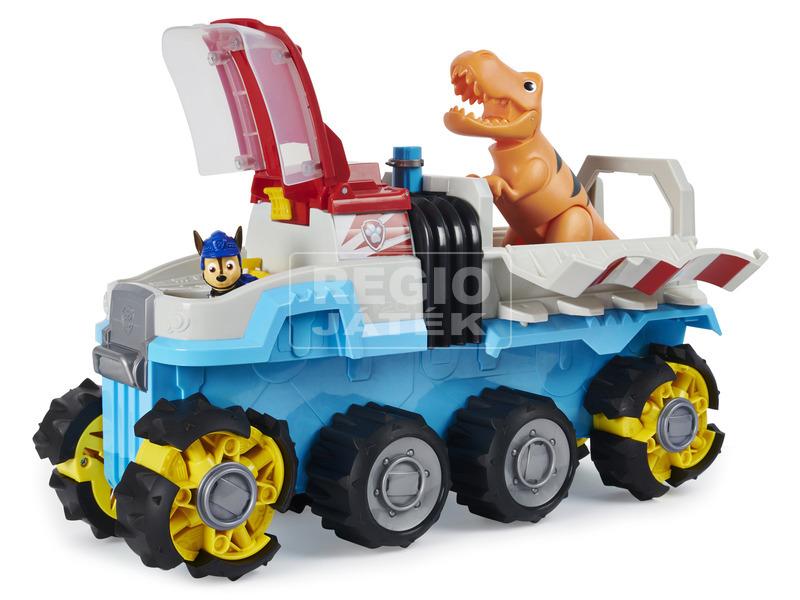 kép nagyítása Mancs őrjárat Dino csapat Jármű
