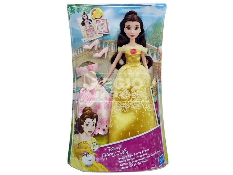 Disney hercegnők extra divat baba - többféle