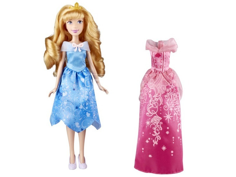 kép nagyítása Disney hercegnők extra divat baba - többféle