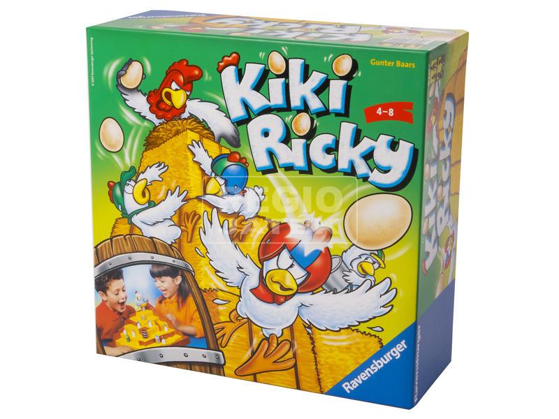 Kiki Ricky társasjáték