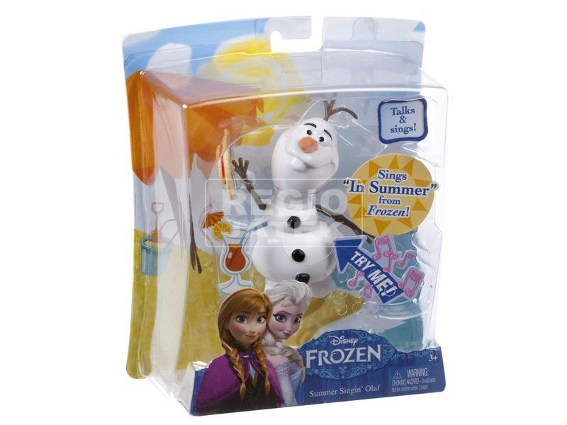 Jégvarázs éneklő Olaf, a hóember