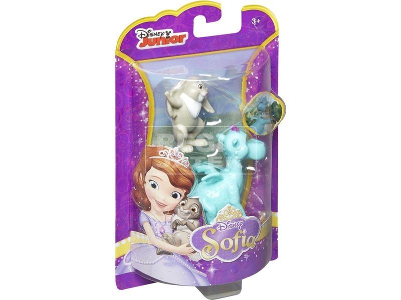 Szófia hercegnő állat barátok 2 darabos csomag