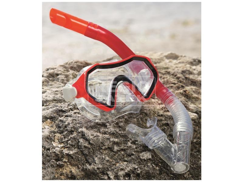 kép nagyítása Tengeri búvárszemüveg és pipa - többféle