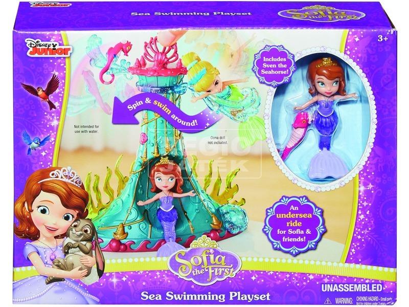 Szófia hercegnő vízalatti játékkészlet