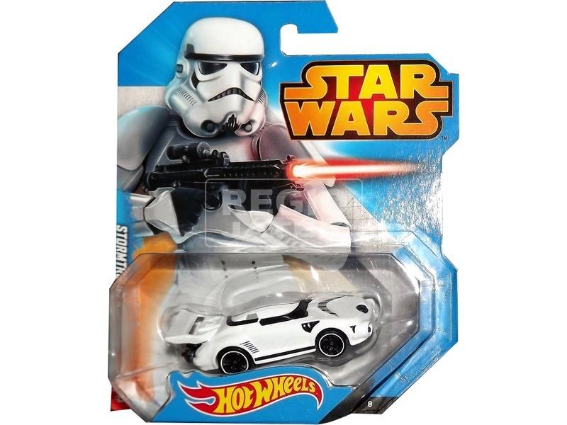 Hot Wheels Star Wars karakter kisautó - többféle
