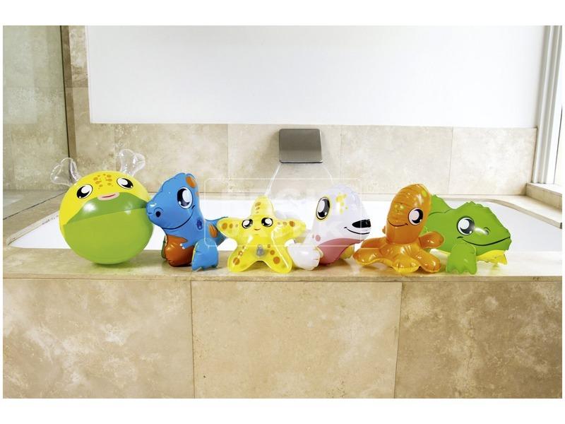 kép nagyítása Bestway 34030 Felfújható fürdőjáték 26 cm többféle