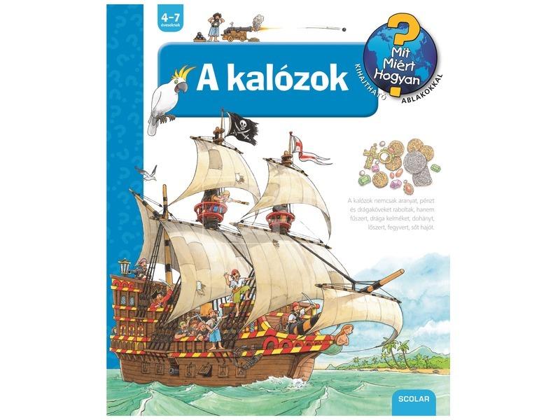 A kalózok foglalkoztatókönyv