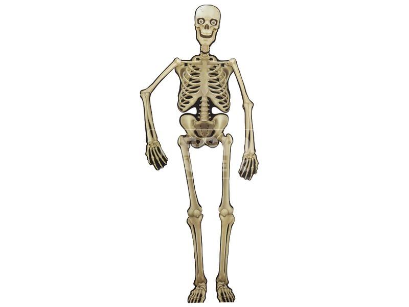 kép nagyítása Halloween figura - 150 cm, többféle